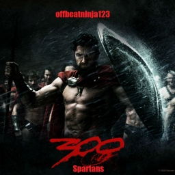 Cover of track 300 Spartans by [offbeatninja]