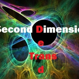 Cover of track Second Dimension (Remix) by Deadtransmission