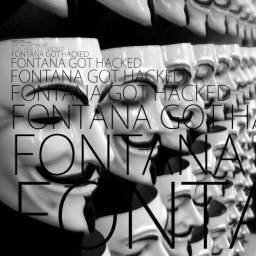 Cover of track FONTANA GOT HACKED by fontana