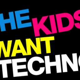 Cover of track The Kids Want Techno by AlexandreMorin