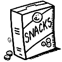 Cover of track Between Snacks by Griader