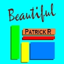 Cover of track Beautiful by PatrickR