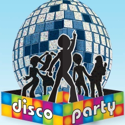 Cover of track Disco Party by Hymatrak