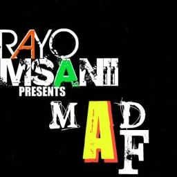 Cover of track Mad AF by Brayo Msanii