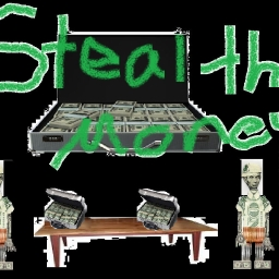 Cover of track Steal The Money by BekahLeahK