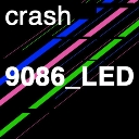 Cover of track 9086_LED by CRASH