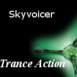 Cover of track Trance Action by Skyvoicer