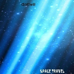Cover of track Space travel by Daftwill