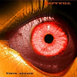 Cover of track Virus attack by Daftwill