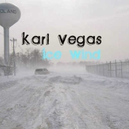 Cover of track Ice Wind by Karl Vegas