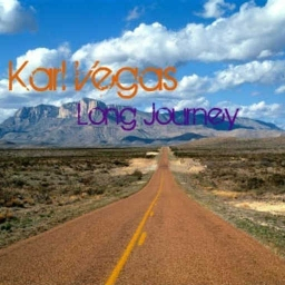 Cover of track Long Journey by Karl Vegas