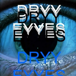 Cover of track One Step Forward by Dryy Eyyes
