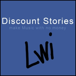 Cover of track Discount Stories by Lwi