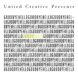 Cover of track Goodbye Hello by UnitedCreative