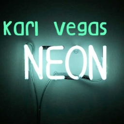 Cover of track Neon by Karl Vegas