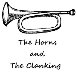 Cover of track The Horns and The Clanking by r4c7