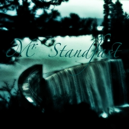 Cover of track stormwater by Mr. Standfast