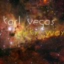 Cover of track Milky Way by Karl Vegas