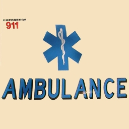 Cover of track AMBULANCE by 3eugen