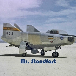 Cover of track drag by Mr. Standfast