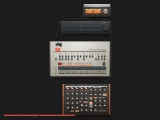 Cover of track 5-drummachine/synth by WATSON