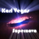Cover of track Supernova by Karl Vegas