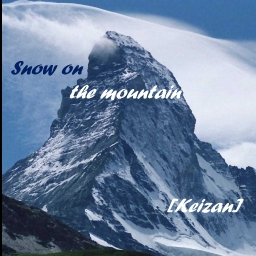 Cover of track Snow on the moutain by Keizan