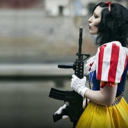 Cover of track Snow White vs. The Seven Zombie Dwarves by sbstnthewicked
