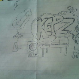 Cover of track 8.1 by DJ KEPPERZ