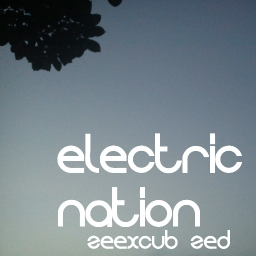 Cover of track Electric Nation by Zed