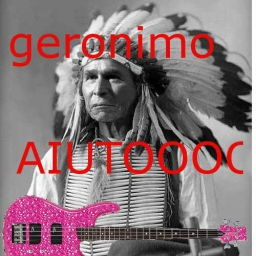 Cover of track GERONIMO by fontana