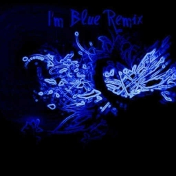 Cover of track I'm Blue (Remix) by Dr. Shields