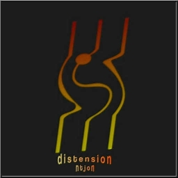 Cover of track Distension by ntjon