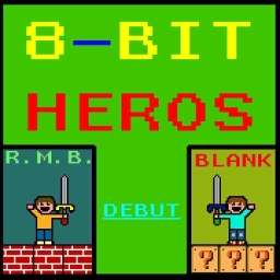 Cover of track Where's the exit? by 8-BIT HEROS