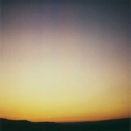 Cover of track Polaroid Skies by Olaf