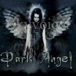 Cover of track Dark Angel by Skyvoicer