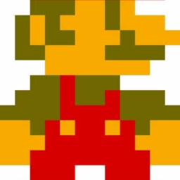 Assets of Super Mario 8 bit by Bluedude - Audiotool - Free