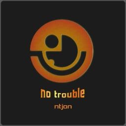 Cover of track No Trouble by ntjon