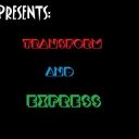Cover of track Transform and Express by BlizzardBeatz