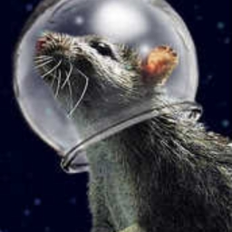Cover of track Space Rat by DJ KEPPERZ