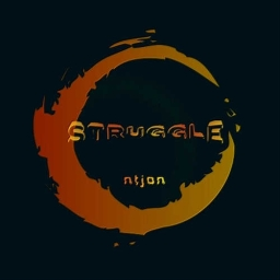 Cover of track Struggle by ntjon