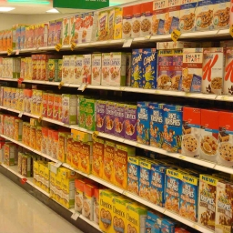 Cover of track Dreaming about you In the Cereal Aisle by HAVOC