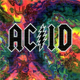 Cover of track Acid by ibɘlЖledi