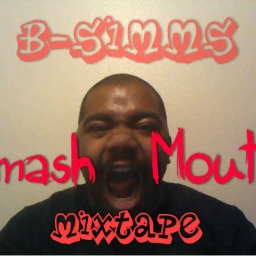 Cover of track Smash yo Mouth by b-simms