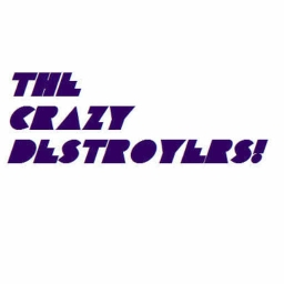 Cover of track Melodic Rage (Extended Mix) by The Crazy Destroyers