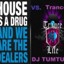 Cover of track House VS. Trance by DJtumtum