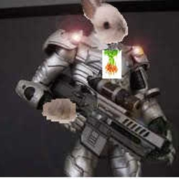 Cover of track Robo Bunny by Fudizgud