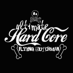 Cover of track ultimate hardcore!!! by flying dutchman