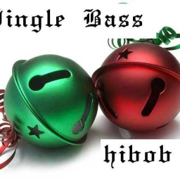 Cover of track Jingle Bass (Holiday Remix) by hibob288