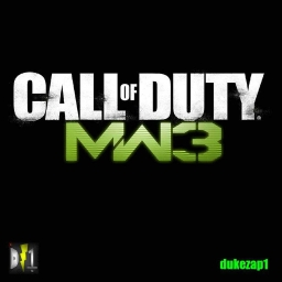 Cover of track MW3 by dukezap1